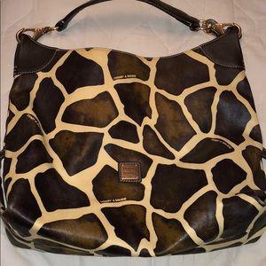 Dooney & Bourke Printed Shoulder Bag